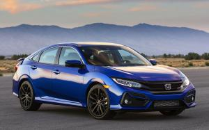 Honda Civic Si Sedan 2019 года (NA)