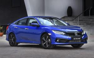 Honda Civic Sport Sedan 2019 года (ZA)