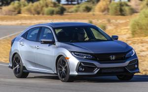 Honda Civic Sport Touring Hatchback 2019 года (NA)