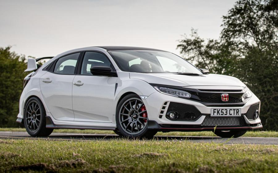 Honda Civic Type R Concept by Team Dynamics Motorsport (FK) '2019