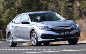 Honda Civic VTi Sedan 2019 года (AU)