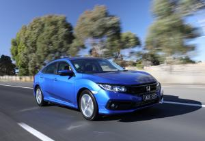 2019 Honda Civic VTi-L Sedan