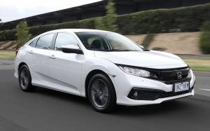 Honda Civic VTi-S Sedan 2019 года (AU)