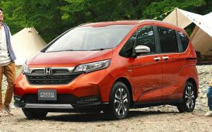 Honda Freed Crosstar Hybrid '2019