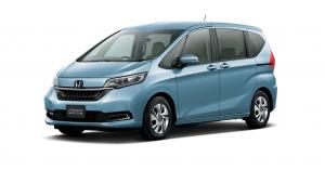 Honda Freed Hybrid 2019 года