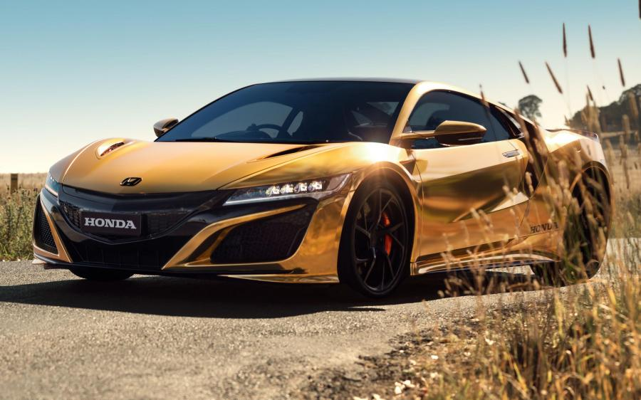 2019 Honda NSX 50 Years in Australia