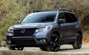 Honda Passport 2019 года