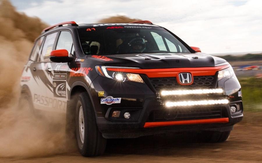 2019 Honda Rally Passport
