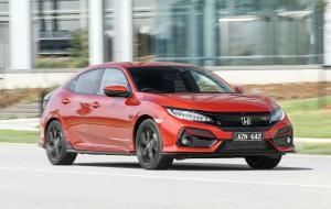 2020 Honda Civic RS Hatchback