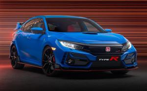 Honda Civic Type R GT 2020 года (EU)