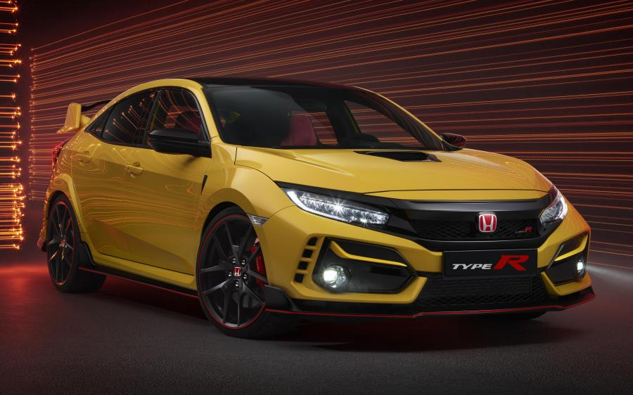 Honda Civic Type R Limited Edition (FK) (EU) '2020