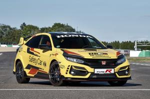 2020 Honda Civic Type R Limited Edition WTCR Safety Car
