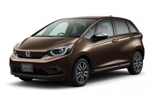 Honda Fit e:HEV Luxe (JP) '2020