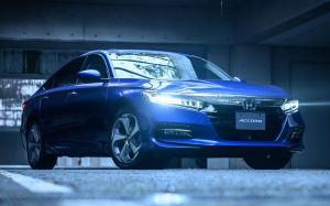 Honda Accord e:HEV 2020 года (JP)