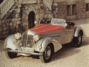 1937 Horch 850 Roadster