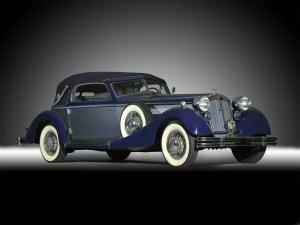 Horch 853 A Sport Cabriolet 1937 года