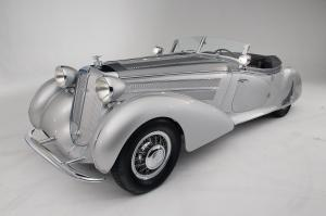 1938 Horch 853 Special Roadster by Erdmann & Rossi