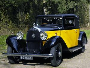 1932 Hotchkiss AM 80S