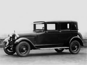 1927 Hudson Super Six Brougham