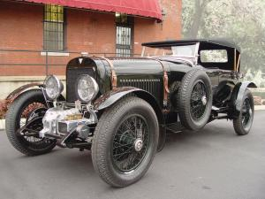 1927 Hudson Super Six Supercharged Sports Tourer