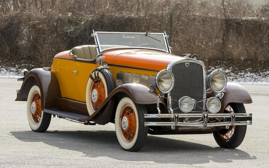 Hudson Greater Eight Sport Roadster (Series T) '1931