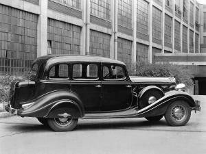 Hudson DeLuxe Eight Touring Sedan (Series LLU) '1934