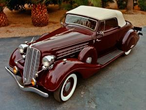 Hudson Deluxe Eight Convertible '1935