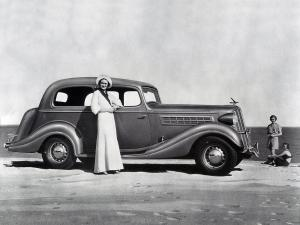 1935 Hudson Special Eight Touring Brougham