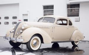 Hudson Custom Eight Business Coupe (Series 65) '1936