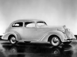 Hudson Custom Eight Touring Brougham '1936