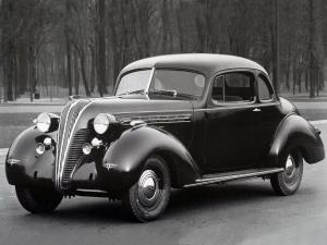 Hudson Custom Eight Coupe (Series 75) '1937