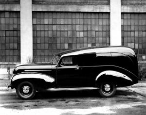 1939 Hudson Pacemaker Panel Delivery