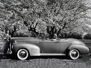1941 Hudson Commodore Eight Convertible Series 14
