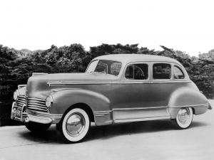 1942 Hudson Commodore Eight Touring Sedan Series 24