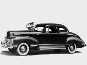 Hudson Super Six Club Coupe Series 21 (Series 21) '1942