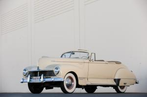 1946 Hudson Super Six Convertible