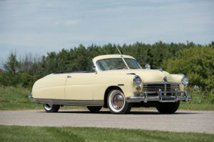 1949 Hudson Commodore Custom Eight Convertible Brougham