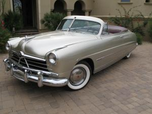 1950 Hudson Commodore Convertible