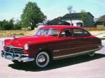 Hudson Commodore Sedan 1950 года