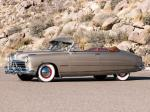 Hudson Custom Commodore Eight Convertible Brougham 1950 года