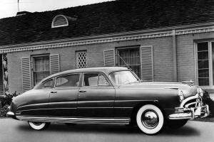 1951 Hudson Commodore Custom Sedan