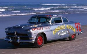 Hudson Hornet Club Coupe 1954 года