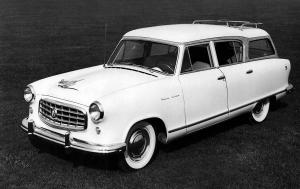 1955 Hudson Rambler Custom Cross Country