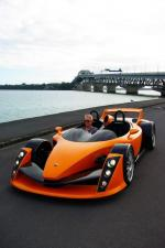 Hulme CanAm SuperCar Bear 1 Test Car 2010 года