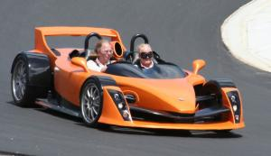 2010 Hulme CanAm SuperCar Bear 1 Test Car