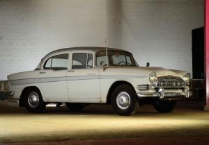 Humber Super Snipe Saloon 1958 года