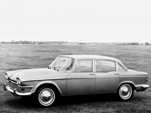 1960 Humber Super Snipe Saloon