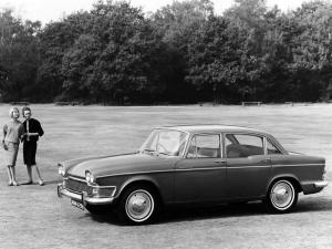 Humber Super Snipe Saloon 1964 года