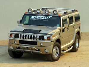 2002 Hummer H2 by Grizzly