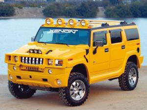 Hummer H2 by Xenon '2002
